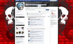 cara mengubah tampilan facebook